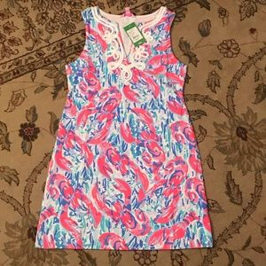 Lilly Pulitzer Harper Cosmic Coral Cracked Up